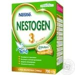Смесь молочная Neastle Nestogen L. Reuteri 3 сухая с пребиотиками для детей с 12 месяцев 700г