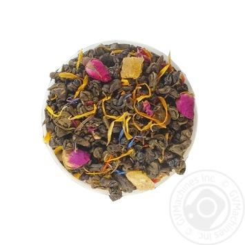 Композиция на основе зеленого чая Чайные Шедевры Ночь Клеопатры