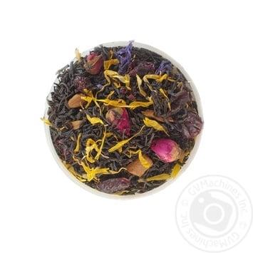 Chaini Shedevry Eastern Riddle Black Tea Composition
