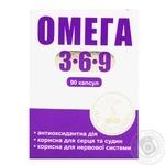 En Jee An Naturel Omega 3-6-9 Dietary Supplement 1000mg 90pcs