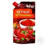 Кетчуп Українська Зірка Для шашлыка 250г