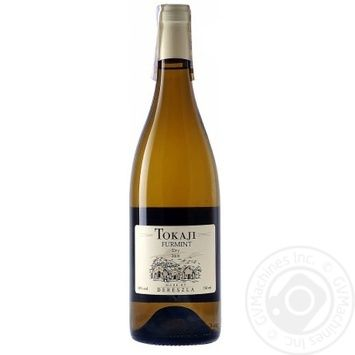 Вино Chateau Dereszla Tokaji Furmint Dry біле сухе 12,5% 0,75л