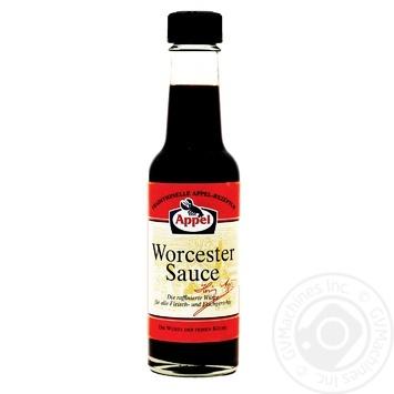 Соус Appel Worcester Sause вустерширський 140мл - купити, ціни на CітіМаркет - фото 1