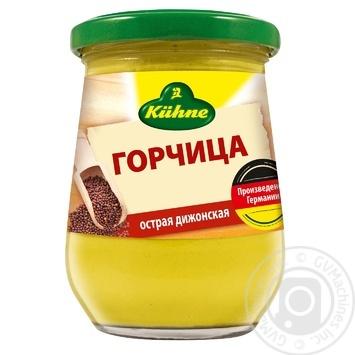 Kuhne Dijon mustard 250ml - buy, prices for Novus - image 1