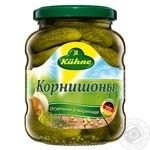 Kuhne in marinade cucumber 330g