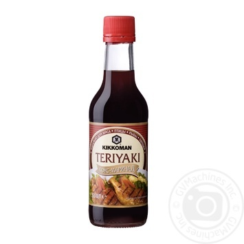 Marinade Kikkoman Teriyaki 250ml Netherlands - buy, prices for MegaMarket - image 1