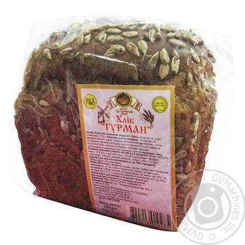 Хлеб Короваево Салтовский хлебозавод Гурман 350г - купить, цены на Таврия В - фото 1