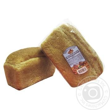 Хліб Короваєво Салтівський хлібзавод Орільський пшеничний 550г - купить, цены на Ашан - фото 1