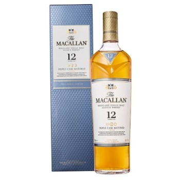 The Macallan Triple Cask Matured 12 Yrs Whisky 40% 0.7l - buy, prices for CityMarket - photo 1