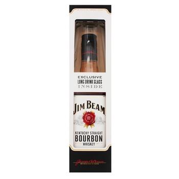 Виски Jim Beam White 40% 0,7л - купить, цены на Ашан - фото 6
