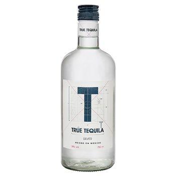 True Tequila Tequila Silver 38% 700ml - buy, prices for Novus - image 1