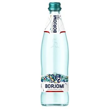 Вода Borjomi мінеральна сильногазована 0,5л - купити, ціни на Ашан - фото 4