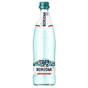 Borjomi Mineral Carbonated Water 0.5l