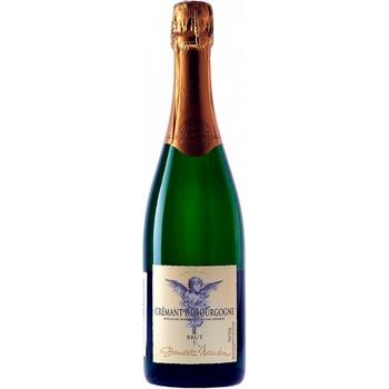 Вино ігристе Doudet Naudin Cremant de Bourgogne біле сухе 12% 0.75л - купити, ціни на CітіМаркет - фото 1