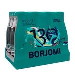 Вода Borjomi минеральная газированная стекло 0,33л
