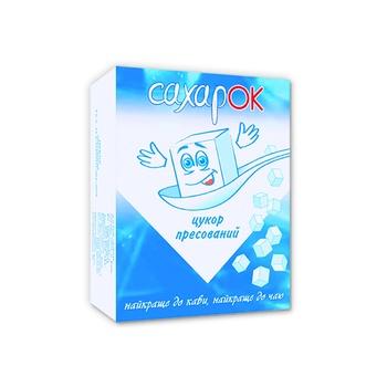 Сахар прессованный Сахарок 500г - купить, цены на Ашан - фото 1