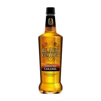 Velvet Toasted Caramel liquor 35% 700ml - buy, prices for Novus - image 2