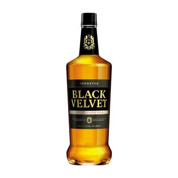 Виски Black Velvet 40% 0,7л - купить, цены на Метро - фото 2