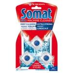 Средство для ухода за посудомоечными машинами Somat 3*20г/уп