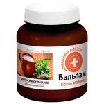 Balsam Domashniy doktor Goat milk for hair 480ml Ukraine