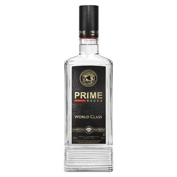 Prime Vodka World Class 40% 0.5l - buy, prices for EKO Market - photo 1