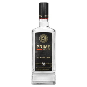 Prime Vodka World Class 40% 0.7l - buy, prices for EKO Market - photo 1