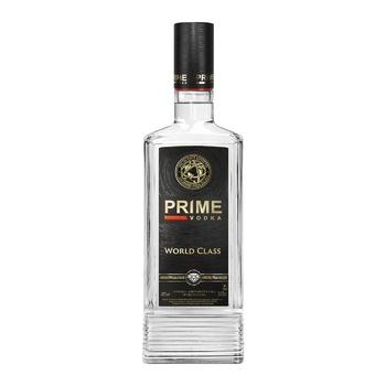 Горілка Prime World Class 40% 0.35л - купити, ціни на CітіМаркет - фото 1
