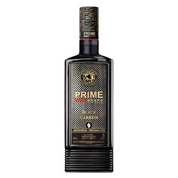 Водка Prime Black Carbon 40% 0.5л