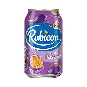 Напій Rubicon Маракуйя з/б 0.33л - купити, ціни на Восторг - фото 2