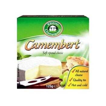 Сыр Kaserei камамбер мягкий с плесенью 50% 125г