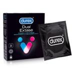 Презервативы Durex Extase №3 3шт