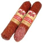 Yuvileyniy MK Bulgarian Salami Raw-Smoked Sausage