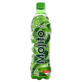 Biola Mojito Soft Drink Medium-carbonated 0.5l - buy, prices for CityMarket - photo 1