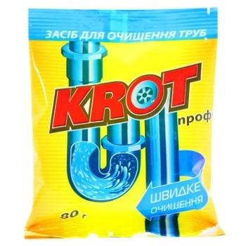 Средство Krot для труб 80г