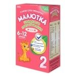 Maliutka for children from 6-12 months milk dry mix 350g - buy, prices for CityMarket - photo 1