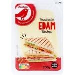 Auchan Edam Cheese Plates 200g