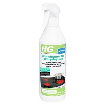 Засіб HG для чищення керамічних конфорок 500мл