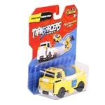 Іграшка TransRacers Бетонозмішувач-екскаватор 2в1 Машинка