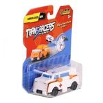 TransRacers Ambulance SUV 2in1 Car Toy