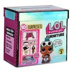 Ігровий набір L.O.L.Surprise! Furniture Кімната Леді Сплюшки