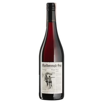 Вино Saint Clair Marlborough Pinot Noir червоне сухе 13% 0,75л