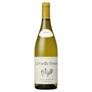 La Vieille Ferme Ventoux Blanc біле сухе 13% 0,75л - купити, ціни на CітіМаркет - фото 1