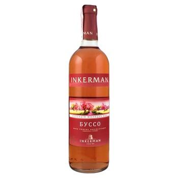 Wine Inkerman pink semisweet 13% 700ml glass bottle - buy, prices for Novus - image 1