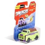 Іграшка TransRacers машинка 2-в-1 Лісовоз & Транспортер