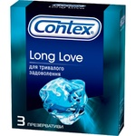 Contex Long Love Condom - buy, prices for MegaMarket - image 1