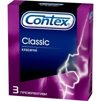 Contex Classic Condom - buy, prices for MegaMarket - image 1