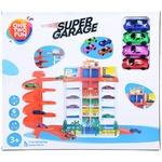 Игрушка One Two Fun супер гараж