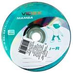 Диск Videx Allegro CD-R Mamba 52x 700Мб 10шт