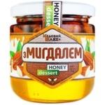 Medovyy Shlyakh Honey With Almonds 240g