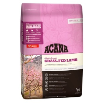 Корм сухий Acana Grass-Fed Lamb ягня для собак 2кг - купити, ціни на Восторг - фото 1